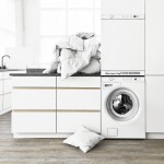 Asko dryer and washer