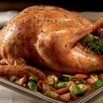 Roasted Thanksgiving Turkey with Herbs