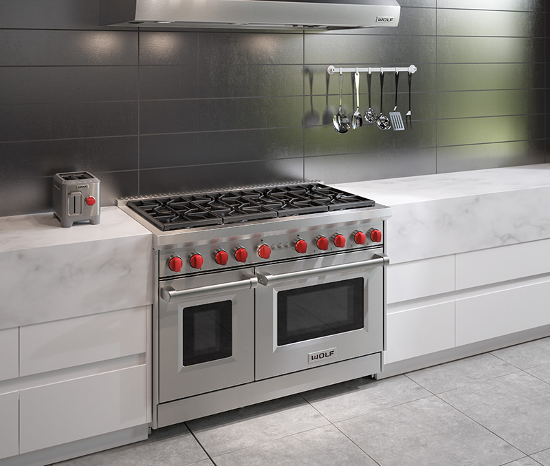If Youu0027ve Designed Your Dream Kitchen Around The Full Suite Of Sub Zero  Refrigeration And Wolf Cooking Appliances, You Might Be Surprised To Learn  That ...