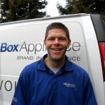 Box Appliance Repair Technician Joey