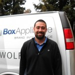 Box Appliance Repair Technician Ryan